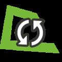 Icon Veränderungsprozesse Coaching