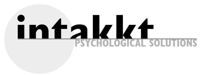 Ekvido Partnerlogo Intakkt - Psychological Solutions